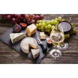 Nipid, et olla maailma parim võõrustaja. Juustuvalik ja vein!