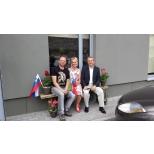 Sloveenia Suursaadik Robert tuli külla