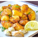 Sidrunimaitselised kartulid RETSEPT