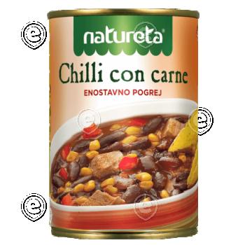 Chilli Corn Carne 415g