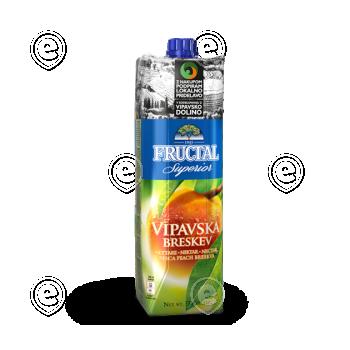 Vipava valley peach juice 1L