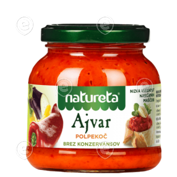 Semi-hot Ajvar 290g