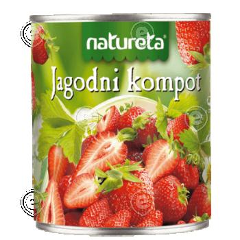 Strawberry compote 840g
