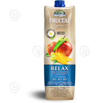 """Relax""Superior Nectar with chamomile 1L"