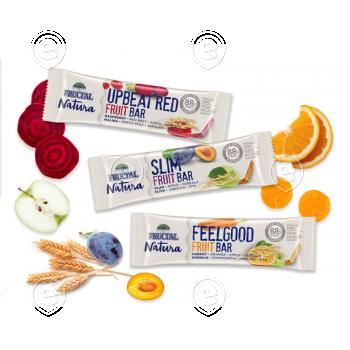 Natura raw energy bar carrot- apple 35g
