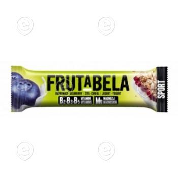 Frutabela energy bar with blueberry-cereal-yogurt 44g