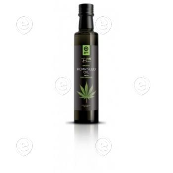 BIO Hemp seed oil 250ml
