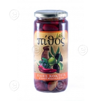Mixed olives 300g