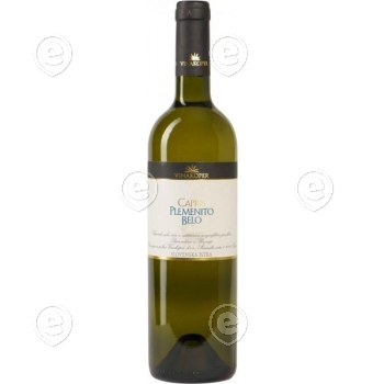 Vein Capris Plemenito Belo (Noble White), valge, kuiv 0.75l 13,5% 2015 0,75L