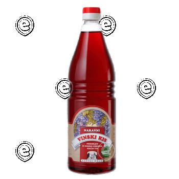 Natural wine vinegar 4% 500ml