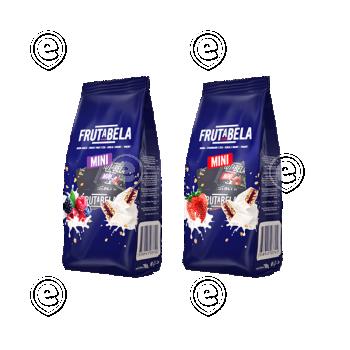 Frutabela mini Forest Fruits 100g 10pc/pack