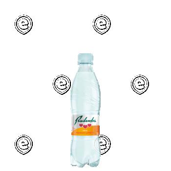 Mineraalvesi Radenska mango ja laimiga 0,5L