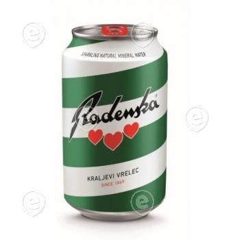 Radenska Classic 0,33 can