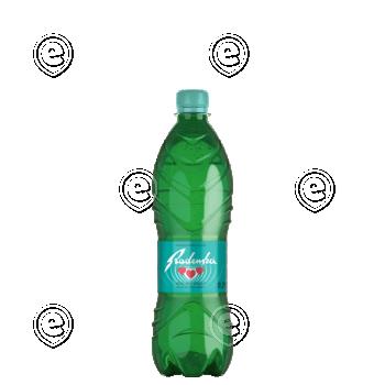 Mineraalvesi Radenska Medium 0,75l