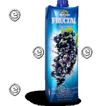 Mustsõstra nektar 1 liiter
