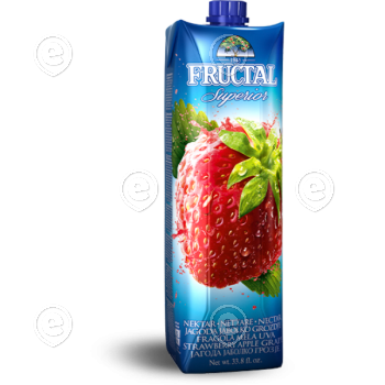 Superior Strawberry nectar 1L