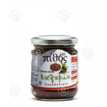Paté Kalamata olives 180g