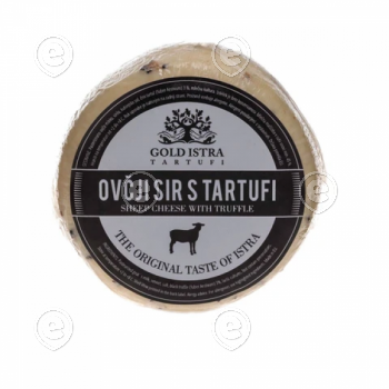 GITOVC Sheep cheese with truffles 320-500g