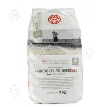 Piran traditional Sea Salt - coarse 1kg