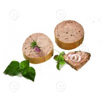 Pâtés, three different flavors 3x50g