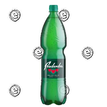 Mineralwater Radenska Classic 1,5L ( plastic)