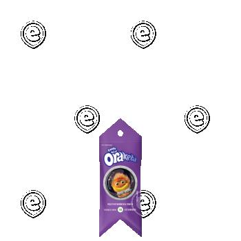 Vitamiini-energiajoogipulber Oraketa Exotic (mango, banaan ja ananass)  ja 10 erineva vitamiiniga 19g