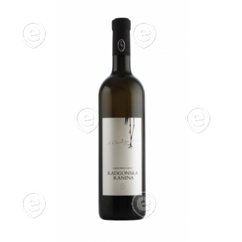Vein Radgonska Ranina, poolkuiv, 11,5% 2020 0,75l