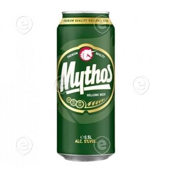 Kreeka õlu Mythos 4,7% 500ml purgis