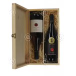 Gift box Lavrenci Family best wines in wooden box