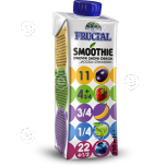 Smoothie Strawberry & Blueberry 250ml