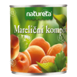 APRICOT COMPOTE 820 G TIN