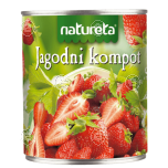 Strawberry compote 840g