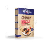 Crunchy Muesli Strawberry+Chocolate 350g