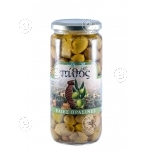"""TSAKISTES"" Olives with lemon 300g"