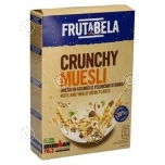 Crunchy Museli Nuts & Wheat bran flakes 350g
