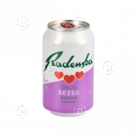 Mineralwater Radenska  Elderflower 0,33l can