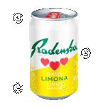 Mineralwater Radenska Lemon 0,33L