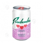 Mineralwater Radenska  Elderflower 24x0,33l can