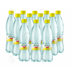 12xMineraalvesi Radenska sidruniga 0,5L