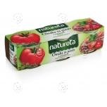 Pizza sauce Natureta, 3 x 190 g