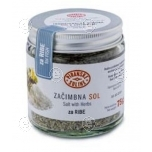 Seasoned Salt for Fish 75g