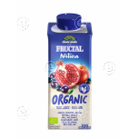 100% pomegrante, apple, organic juice 200ml