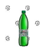 Radenska mineraalvesi Classic 0,75L klaaspudelis