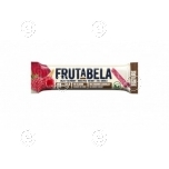 Natura raw energy bar with raspberry-red beet-apple 35g