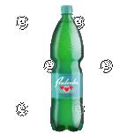 Radenska mineraalvesi Medium 1,5L