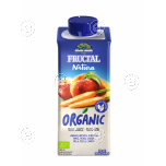 100% orgaaniline mahl õun, virsik, porgand 200 ml suhkruroost pakendis