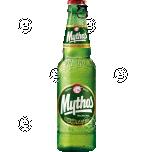 Kreeka õlu Mythos 4,7% 330ml klaaspudelis